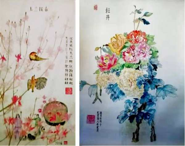 Director Of The China Artists Association And National First-class Artist Wei Yongmai Has Broken The Record Of Chinese Art In The World