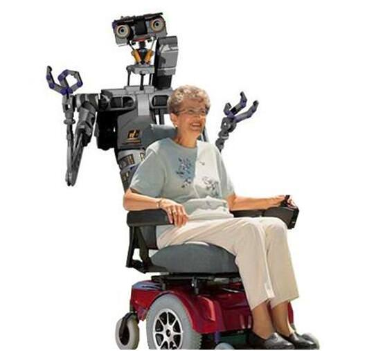 German LIECTROUX Wheelchair Robot Brings New Experience To Wheelchair Users 13