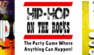 Hip-Hop On The Rocks, an exciting, fun, and fast-paced trivia party app 2