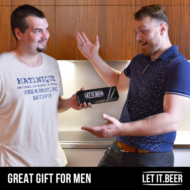 LETIT.BEER CHILLER STICK: A PERFECT GIFT IDEA FOR MEN 1