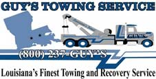 Get The Best, Well Maintained Fleet of Tow Trucks in Youngsville At Guy's Towing Service 3