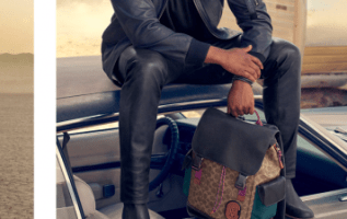 Coach Launches Men's Spring 2019 Global Advertising Campaign 1