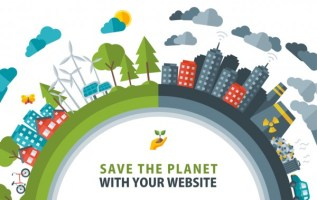 Save the planet & reduce the ecological footprint of Websites 3