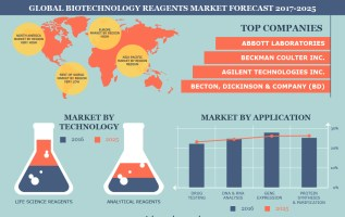 Global Biotechnology Reagents Market to Grow at 9.87% of CAGR by 2026 1