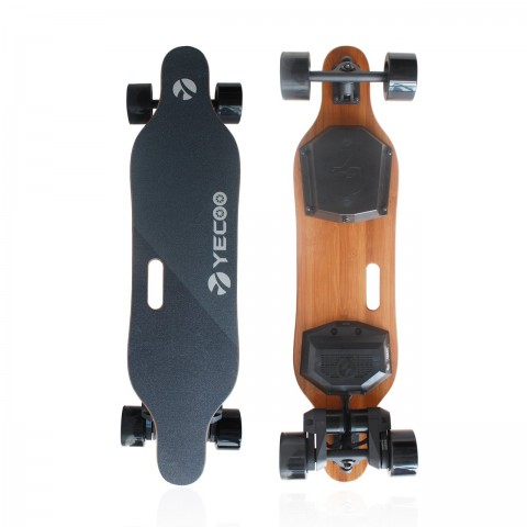 The best street and off-road dual-use electric skateboard on the market – Yecoo Board 2