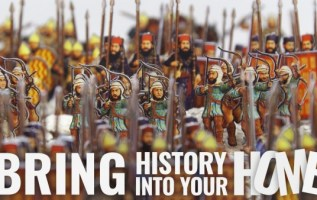 WoFun Minis a New Type of Miniature for War-gaming Launches on Kickstarter 4