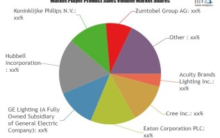 Hospital Lighting Market to Set Phenomenal Growth in Key Regions by 2023 Key Players: Hubbell, Eaton, Zumtobel 3