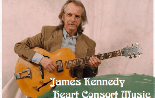 Multi-genre Artist & Performer James Kennedy's Latest Offerings Include: Blues, Jazz, World, Roots & More 4