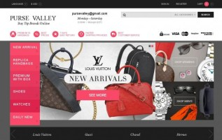 The Online Store Drawing Attention With Their Pursevalley Louis Vuitton Bags & Pursevalley Rolex Watches 1