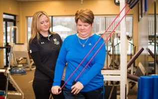 Positive thinking linked to better healing in Physiotherapy 6