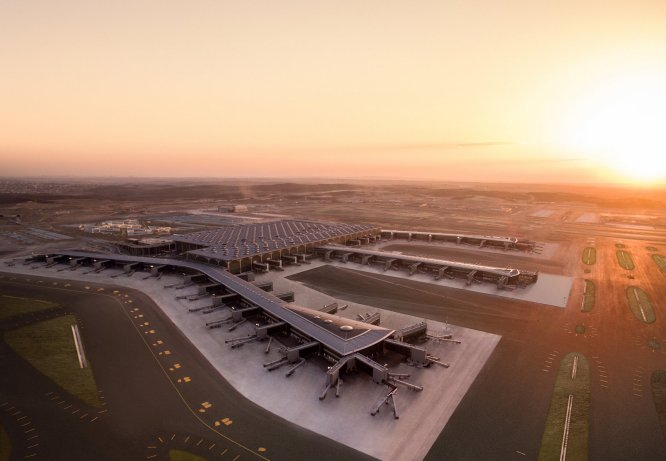 Istanbul Airport Excitement in Turkish Real-Estate Sector 1