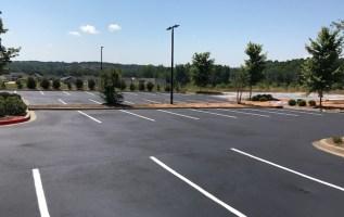 Pickens Construction Details Benefits Of Asphalt Sealing In Anderson, SC 1
