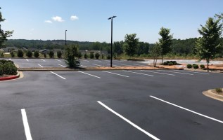 Pickens Construction Details Benefits Of Asphalt Sealing In Anderson, SC 3