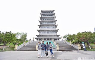 Xi'an Chan-Ba Ecological District: Seek Spring in the City 3