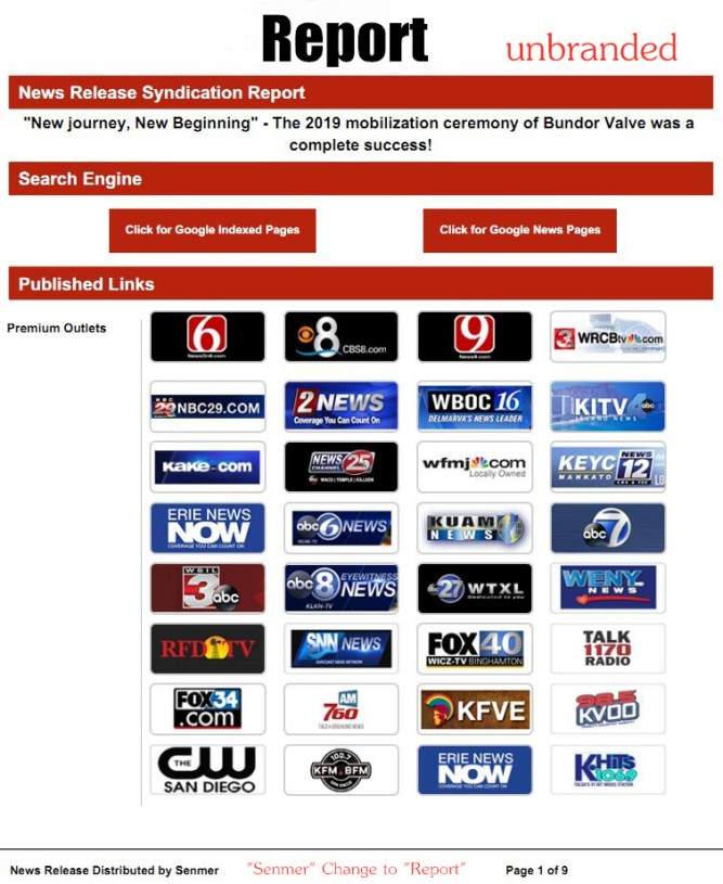 Senmer News Wire Presents White Label Press Release Distribution Service For Resellers & Agencies At Affordable Price 1