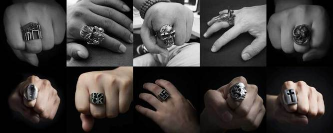 Skull Rings & Skull Necklaces Are The New Super Cool Jewelry For Men By MENSSKULL Jewelry 1