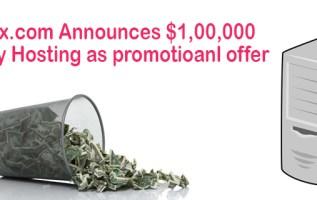 HostPlax.com – The $1,00,000 hosting giveaway celebration is still on 3