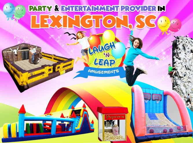 Laugh n Leap Has Bounce House Rentals In Blythewood SC 3