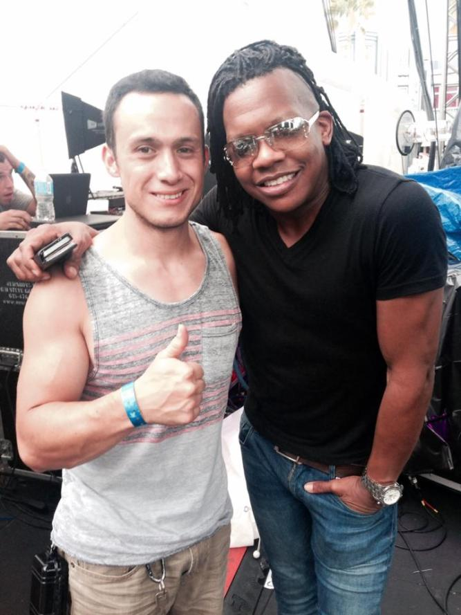 Producer making Colombian music, American 5