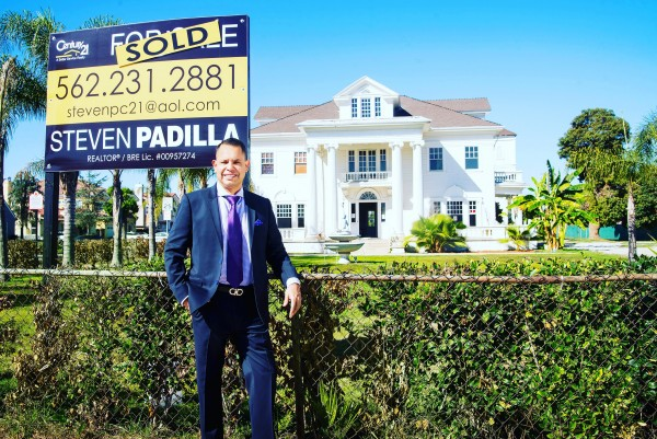 Steven Padilla gets featured in the esteemed Top Agent Magazine 3