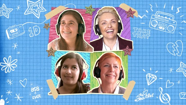 FOUR WOMEN, ONE UNDYING LOVE FOR BOY BANDS – 'I USED TO BE NORMAL: A BOYBAND FANGIRL STORY' – NOW AVAILABLE ON DIGITAL PLATFORMS 2