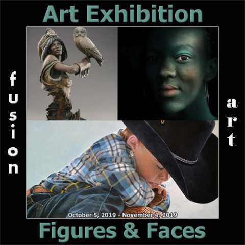 Fusion Art Announces the Winners of the 5th Annual Figures & Faces Art Exhibition 3