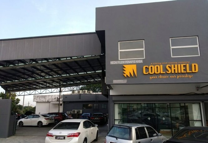 Coolshield Car Tinting Specialist Offers Revolutionary Car Window Tinting Service 1