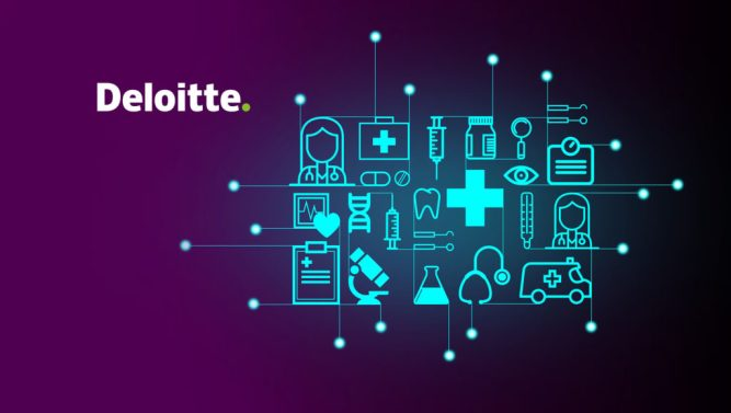 Deloitte Working with Amazon Web Services to Create New Health Ecosystems Through Data 1