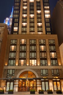 Executive Hotel Le Soleil York Introduces