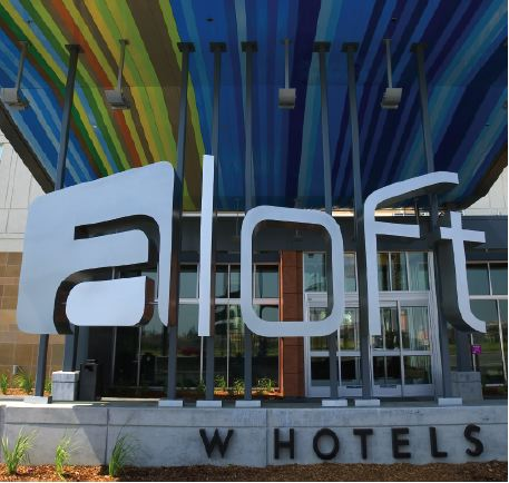 Aloft Hotel Opens In Denver Stonebridge Companies