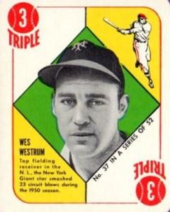 1951 Wes Westrum