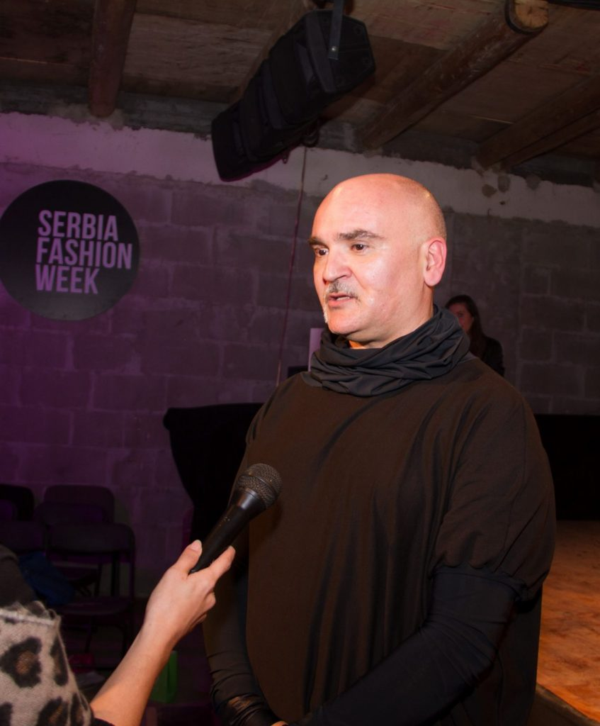SERBIA FASHION WEEK POČEO U ZNAKU OSCAR-A WILDE-A