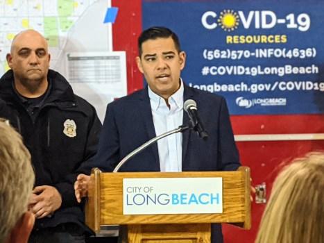 Long Beach ratifies 2 local emergencies due to coronavirus – Press ...