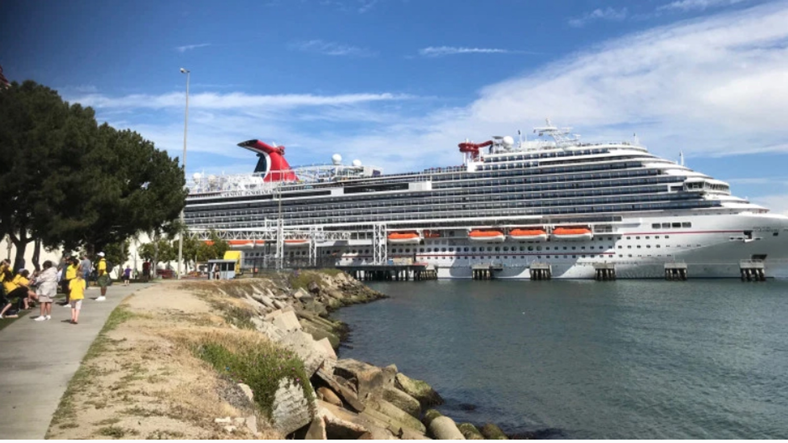 Update: Carnival Panorama passenger in Long Beach tests negative ...