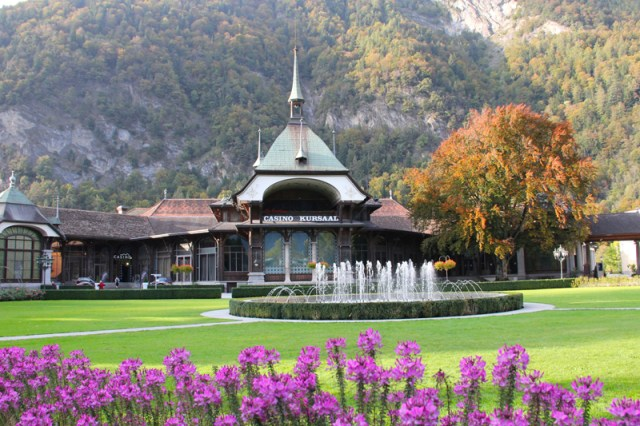 Balade ˆ Interlaken, oct 2014