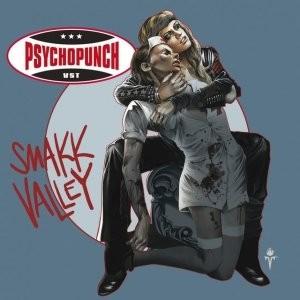 Psychopunch SmakkValleyAlbumCover