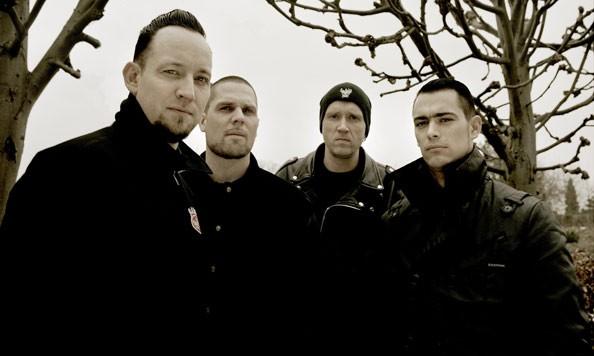 Volbeat bandfoto