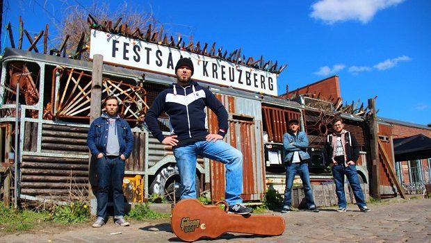 Drop Out Chaos Deutschrock Band 2017