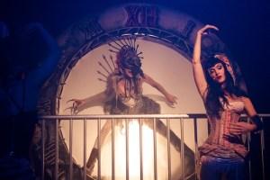 Künstlerin Emilie Autumn im März 2012 in Hamburg Fotos von Mirko Beyer