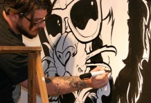 hydro Joshua at work