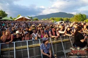 Alpen Flair Festival in Südtirol