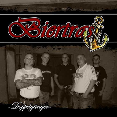 Album Cover Biertras doppelgaenger