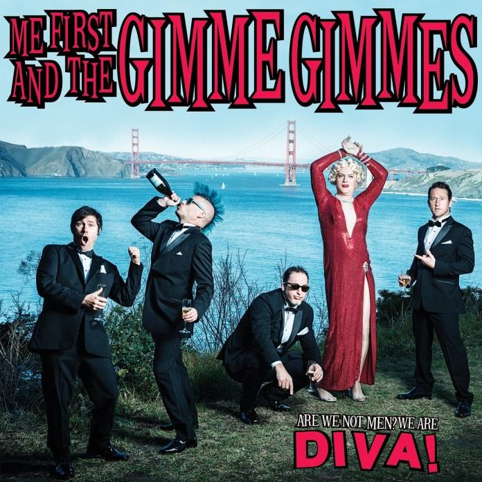 Mefirstandthegimmegimmes Diva Cover