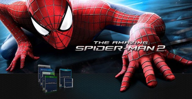 TheAmazingSpider Manvideogamepreview