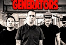 TheGenerators PunkbandausLosAngeles Bandfoto