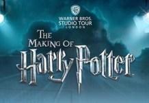 Harry Potter Studio Tour Warner Bros London