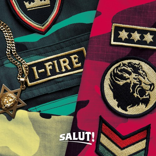 IFire Salut Albumcover()