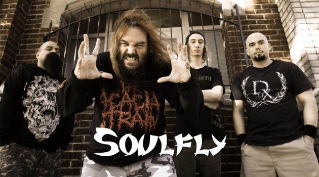 Soulfly - Nu-Metal-Trash - Bandinfo