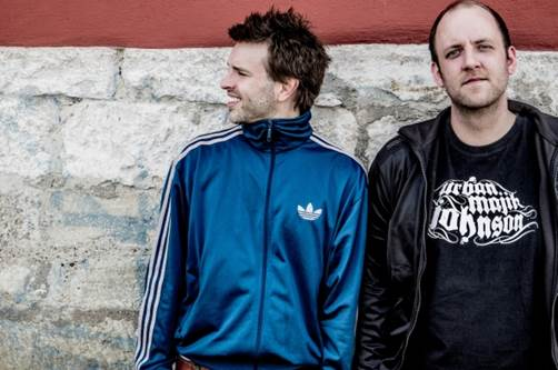 Das Pack - Bandfoto (BUKEE PR, 2014)