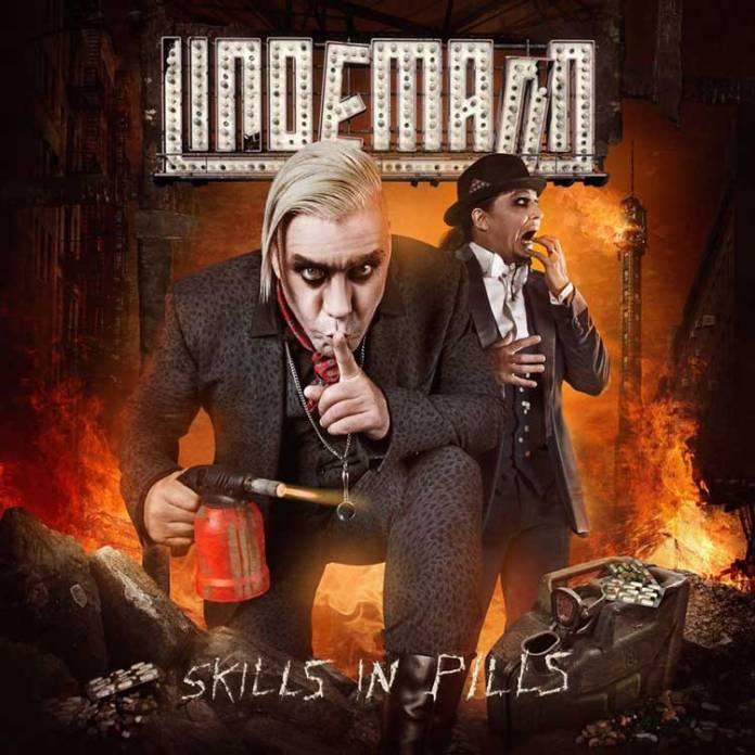 Lindemann - Skills In Pills - Album Cover (2015)